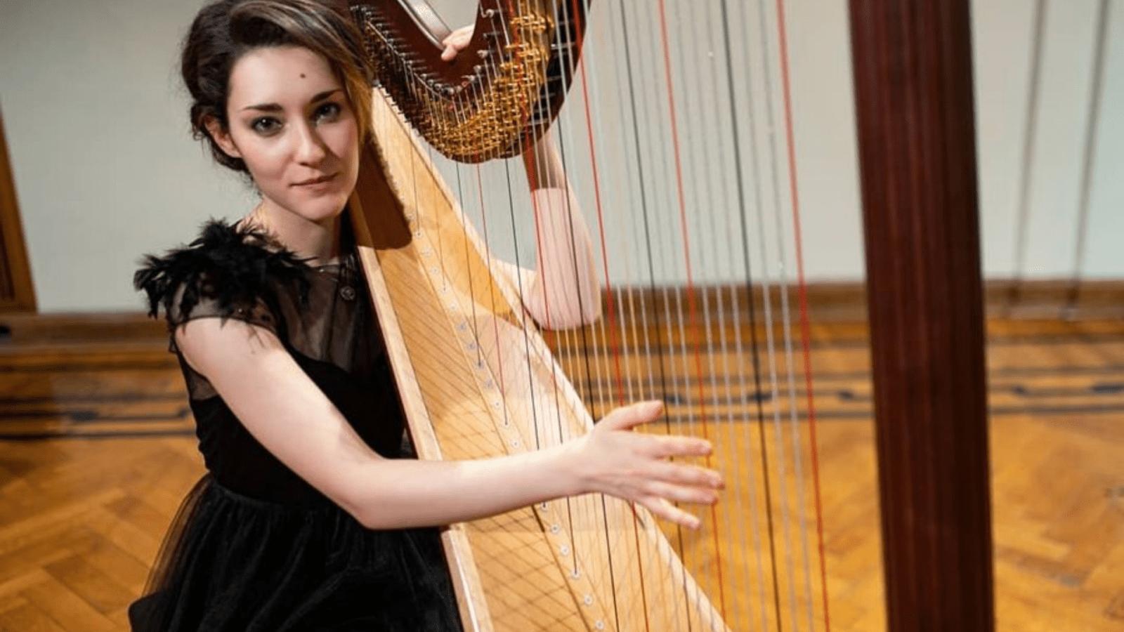 «МУЖЧИНА И ЖЕНЩИНА» <br>музыкально-поэтический вечер для флейты, арфы и актёра